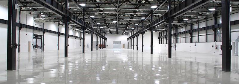 Limpieza de Naves industriales en Alcorcon | Empresa de limpieza